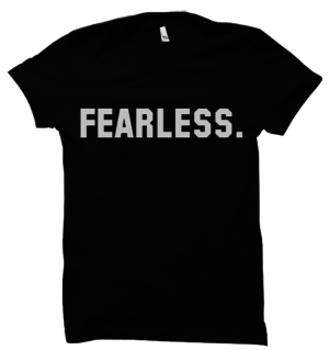 College_fearless_tee_front