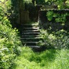 Gate House - steps down to river thumbnail