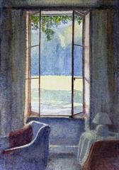 Through the window medium