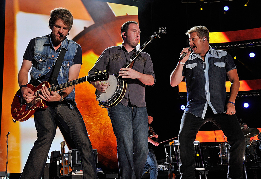 "Rascal Flatts: Experiencing this superstar trio's show will leave you ""Changed."" In a good way."