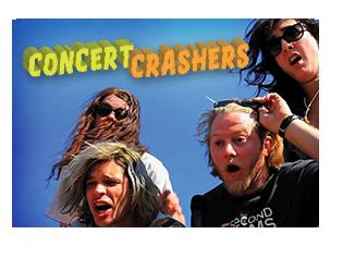 Concert Crashers