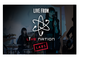 Live from Live Nation Labs