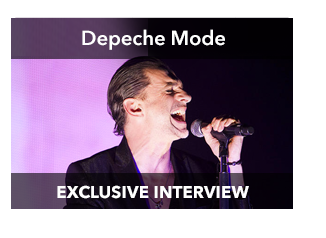 Depeche Mode Exclusive