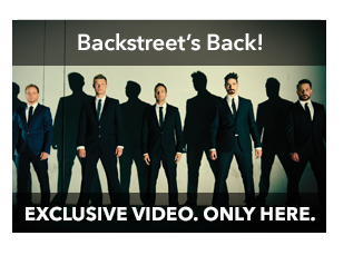 Backstreet Boys Exclusive