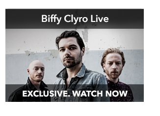 Biffy Clyro Exclusive