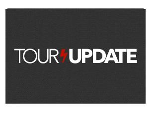 Tour Update