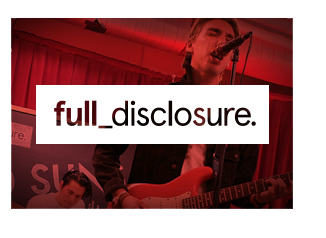 Ones to Watch: full_disclosure