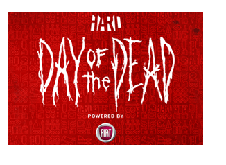 HARD Day of the Dead powered by FIAT
