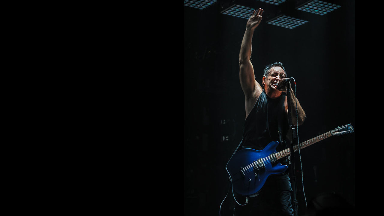 Nine Inch Nails\' Tension tour | Photo Galleries | One Nation - Music ...