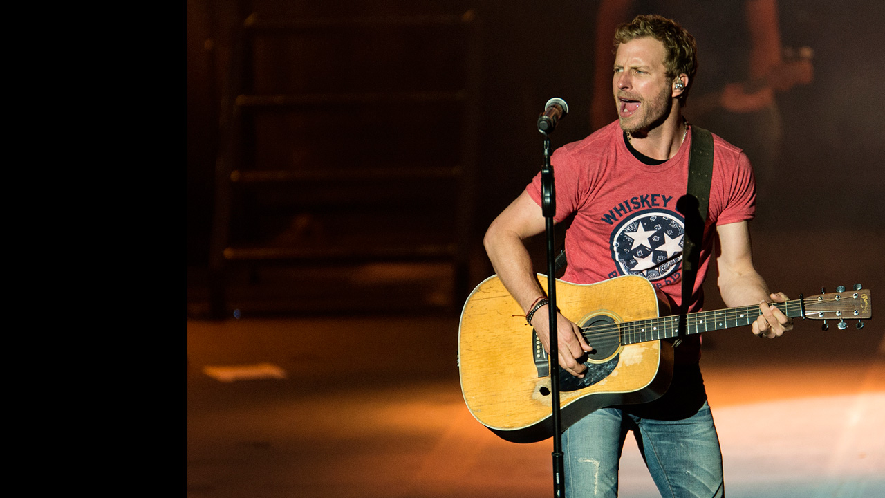 Dierks Bentley Live Photo Galleries One Nation Music