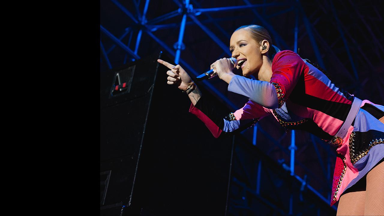 "In February, Iggy Azalea drops  ""Fancy"" featuring Charli XCX"
