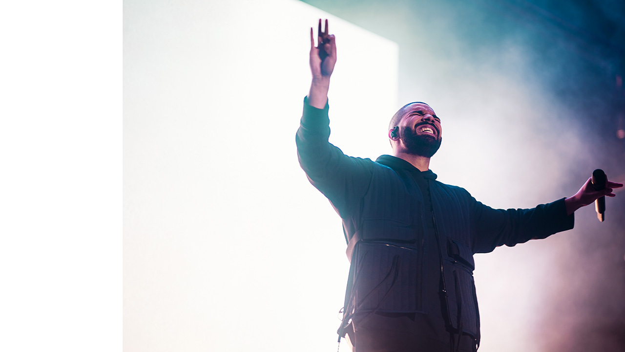 Drake starts 2015 with a surprise mixtape! 'If You're Reading This You're Too Late' drops in February. By August, it's the first platinum album of the year.