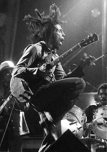 "Bob Marley: A ""poet and a prophet,"" as the Red Hot Chili Peppers say, he brought international awareness to reggae music and became a household name in the process."