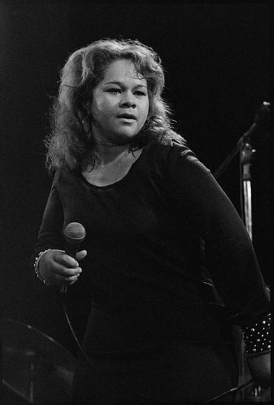 "Etta James: Only gaining mainstream recognition late in her career, she was among the first to bridge R&B and pop, charting hits including her signature classic, ""At Last."""