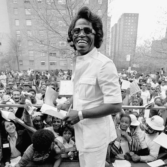 James Brown: The Hardest Working Man in Show Business brought us the funk and threw off the cape, elevating the art of the stage show to previously unknown heights.