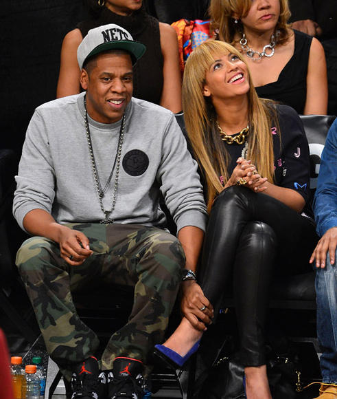 ME & YOU: Beyoncé and JAY Z