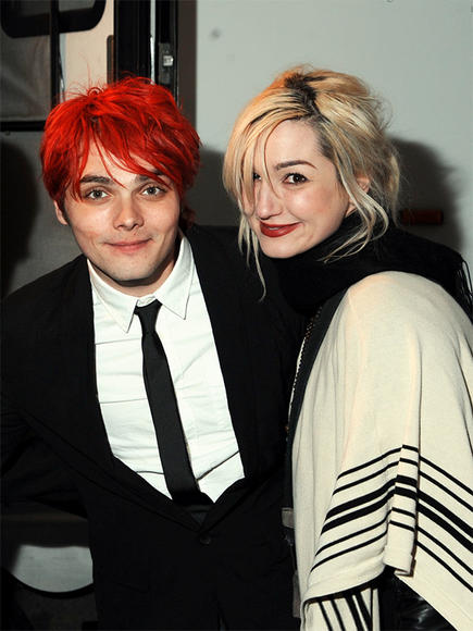 GOT CHA: Gerard Way of My Chemical Romance and Lynsey Ballato of Mindless Self Indulgence