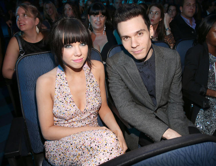 CALL ME: Carly Rae Jepsen and Matthew Koma