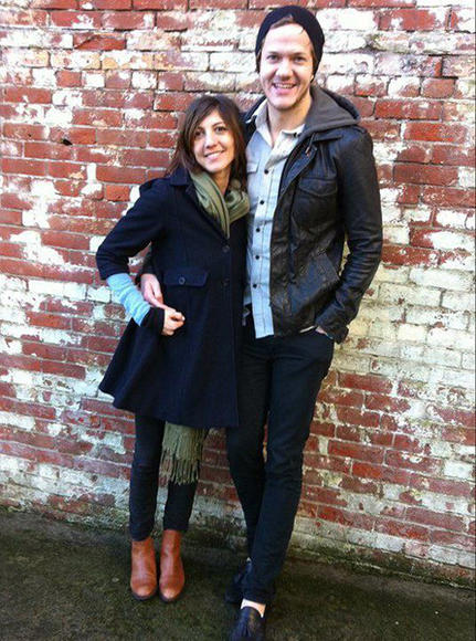 XOXO: Aja Volkman of Nico Vega and Dan Reynolds of Imagine Dragons