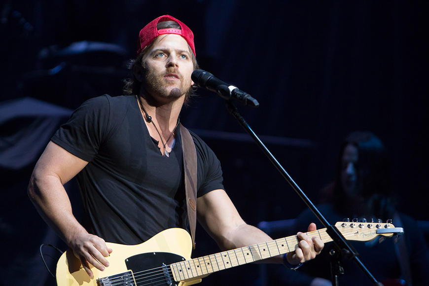 Kip Moore – This country crooner sings songs about beer and trucks. What a dreamboat.
