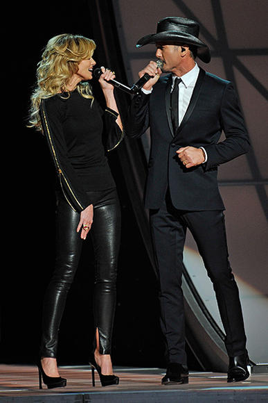 MAD 4 U: Faith Hill and Tim McGraw