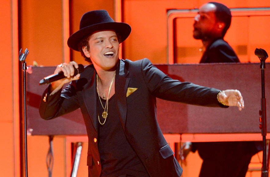 Don't get locked out of Bruno Mars' Moonshine Jungle tour! It'll be like heaven for your ears. And your eyes. Coming summer 2013.