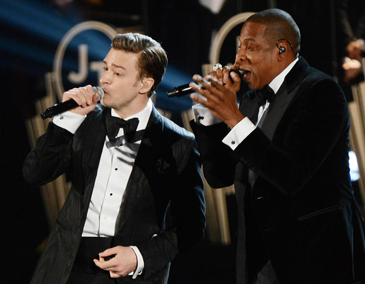 Justin Timberlake + Jay-Z touring TOGETHER. If that isn't musical matrimony destined by the higher powers, we don't know what is.
