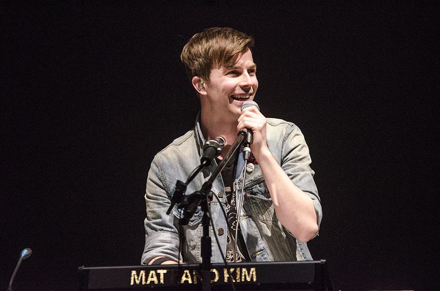 Matt And Kim Tour Opening Act