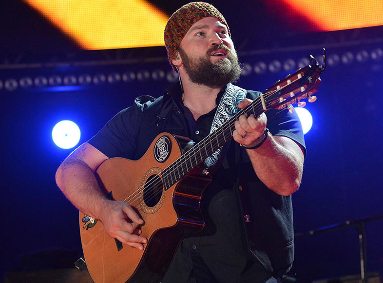 Zac Brown Band - After a stint down under (you know, Australia), the band will be taking their jams all over the US.
