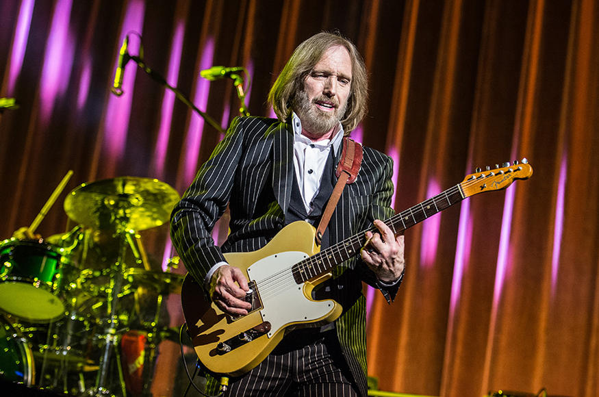 Tom Petty - Hit up his summer shows to (hopefully) get a preview of some new songs coming to you via a new album in 2014.