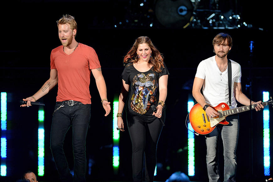 "Lady Antebellum - You know they'll play their uber-catchy ""Need You Now""... and we just KNOW you'll be singing along!"