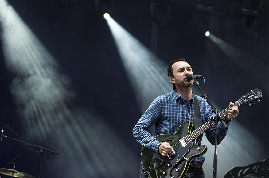 The Shins - Know Your Onion and be sure to catch these precious indie-faves! We promise it'll feel like James Mercer is singing to you personally.