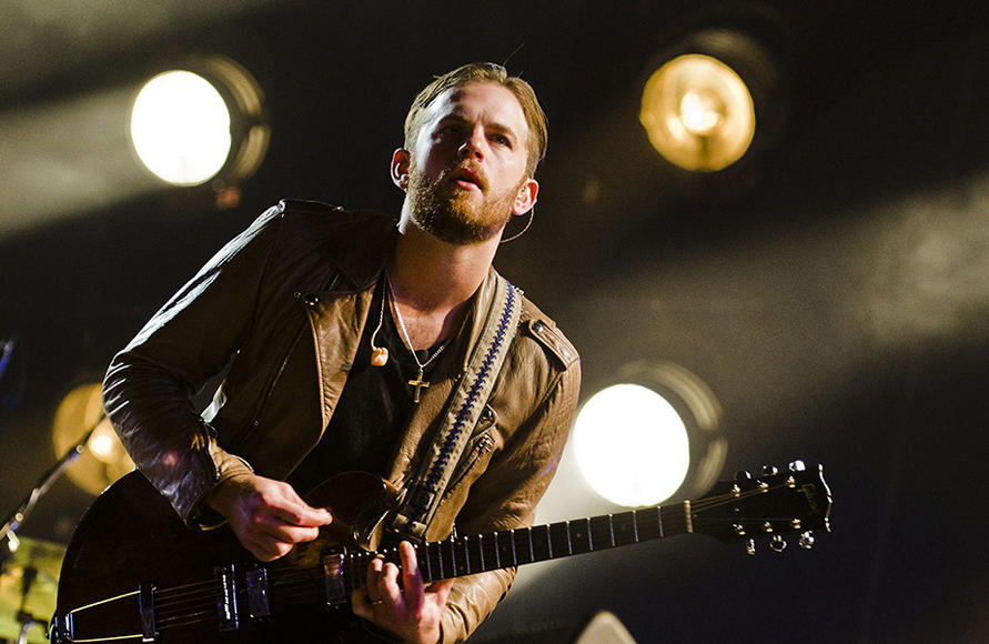 "Kings of Leon - The Grammy-winning rockers are sure to get the crowd fired up, especially with frontman Caleb turning up the heat with ""Sex on Fire."" OH YES."