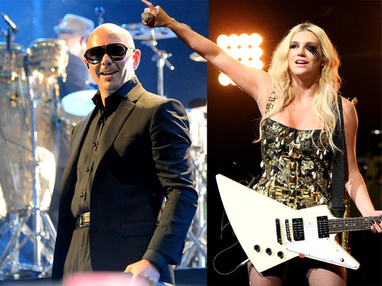 Pitbull and Ke$ha - This duo will be bringing you 21 dates of pure party-pop beginning May 23rd in Boston