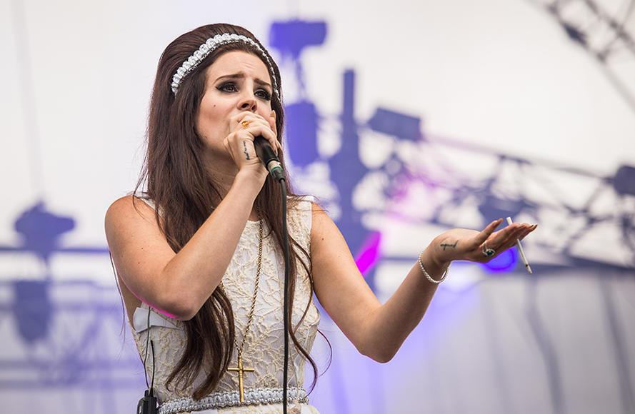Lana Del Rey One Nation Concerts Tour News