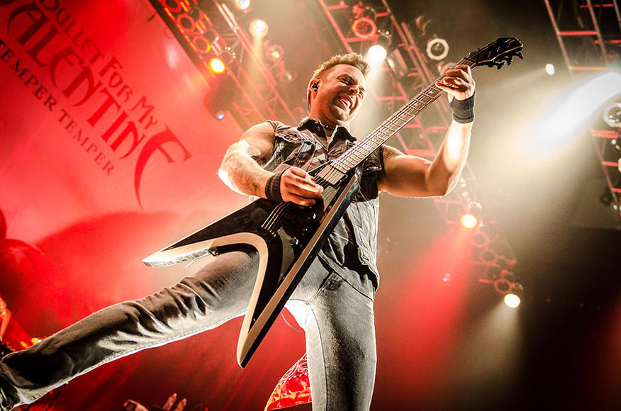 Bullet For My Valentine, Live! | Photo Galleries | One Nation   Music U0026  Tour News | Live Nation