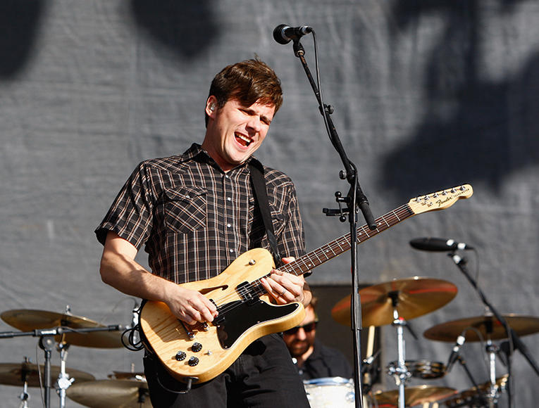 Jimmy Eat World - Do you have feelings? Do you want to express them in song form? The earnest emo-pop pioneers will be facilitating such activities, live,  beginning June 30th.