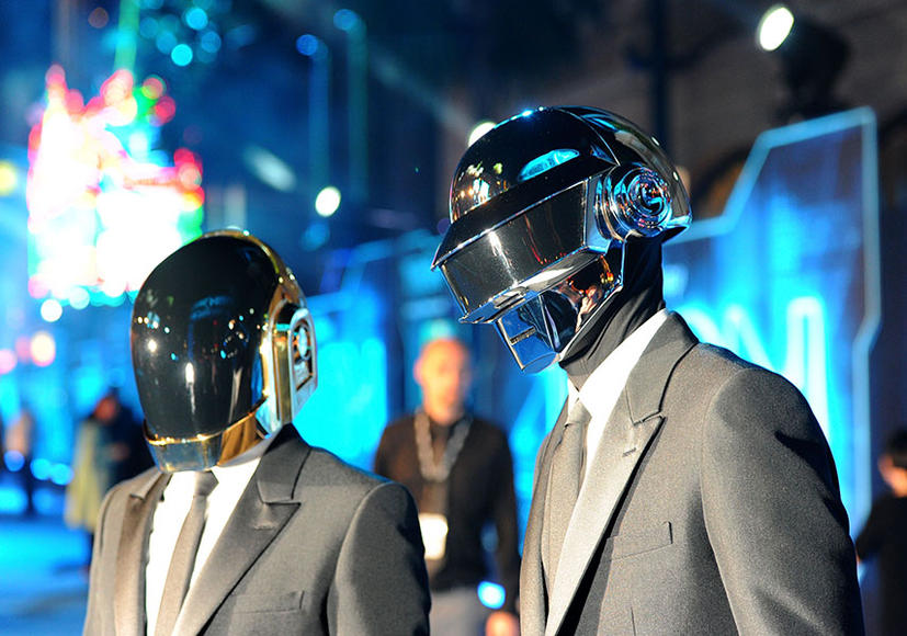 "Daft Punk + Phoenix = ""Darlin""--a band (not a song) that members of each were a part of in the early '90s."