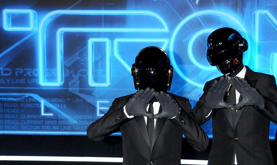 Daft Punk + TRON (the movie) = epic soundtrack