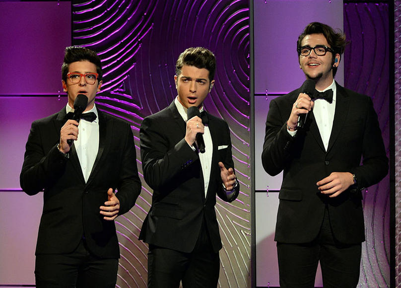 Il Volo (ON TOUR) - Alright, they don't dance but TECHNICALLY, they are a boy band. A popera boy band.
