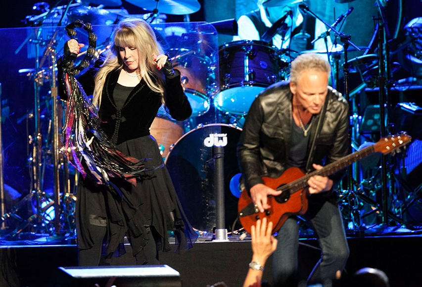 Fleetwood Mac - Time makes you bolder, children get older and yet those damn kids STILL won't stay off your front lawn