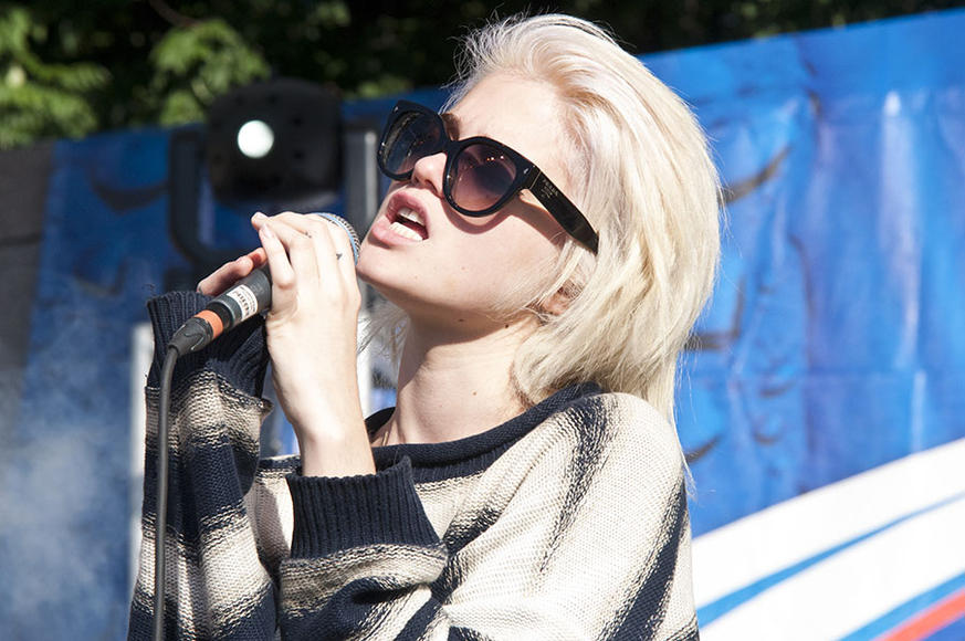Sky Ferreira at Bunbury