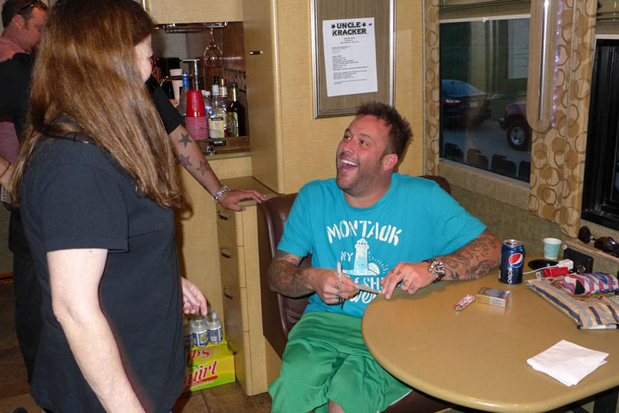 Uncle Kracker Meet & Greet