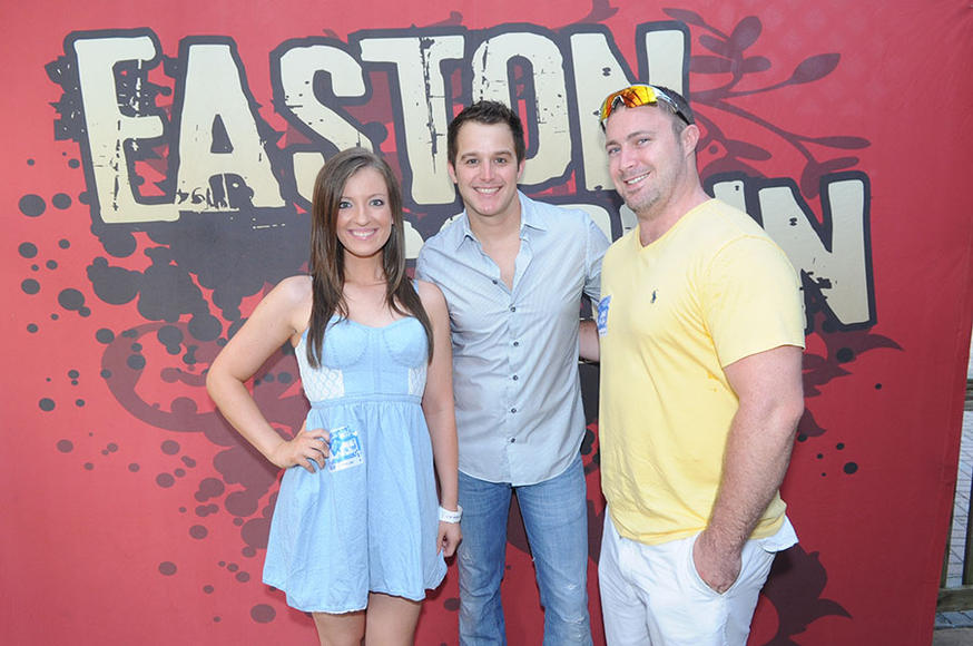 Easton Corbin Meet & Greet