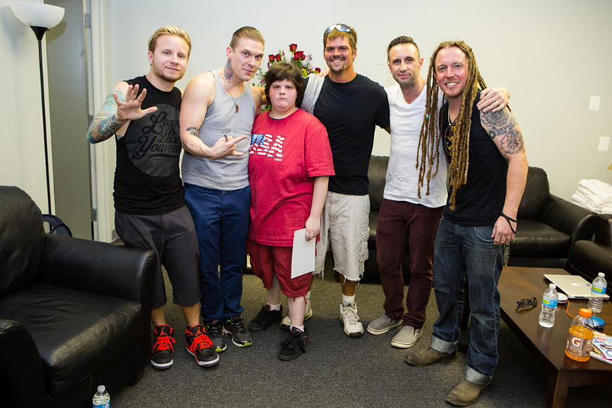 Shinedown Meet & Greet
