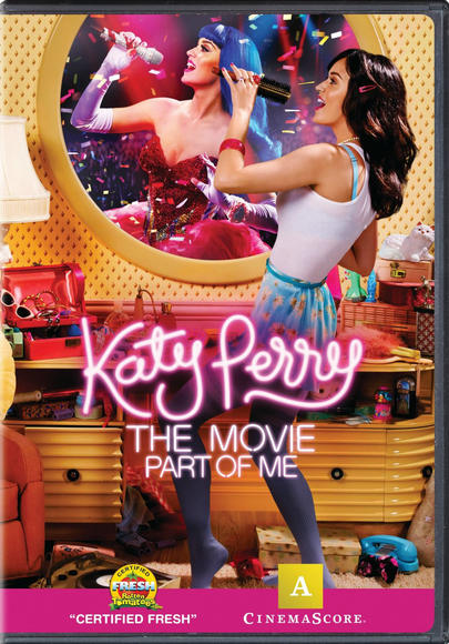 Katy Perry the Movie: Part of Me:  The one movie Katy fans can't live without.