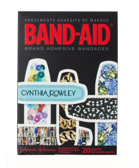 Cute band-aids: Trust us. Someone always needs a band-aid at these things.