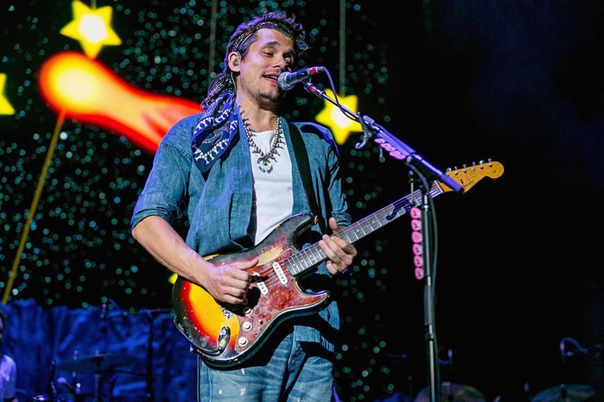 8. John Mayer