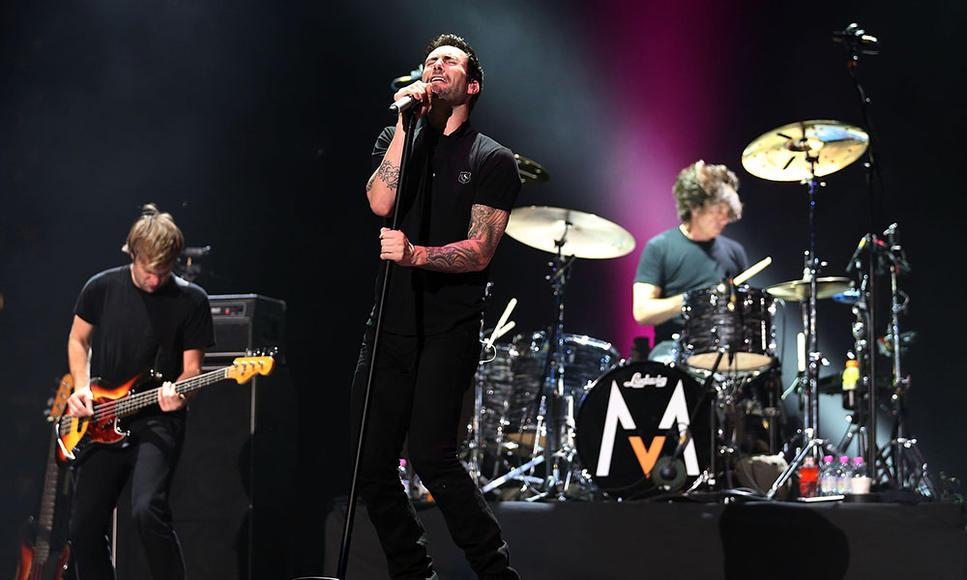 6. Maroon 5