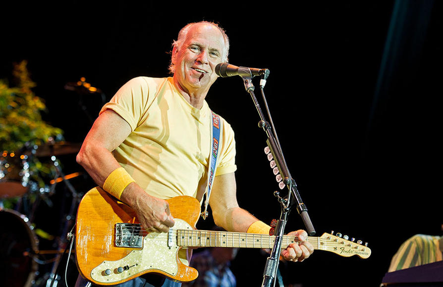 10. Jimmy Buffett